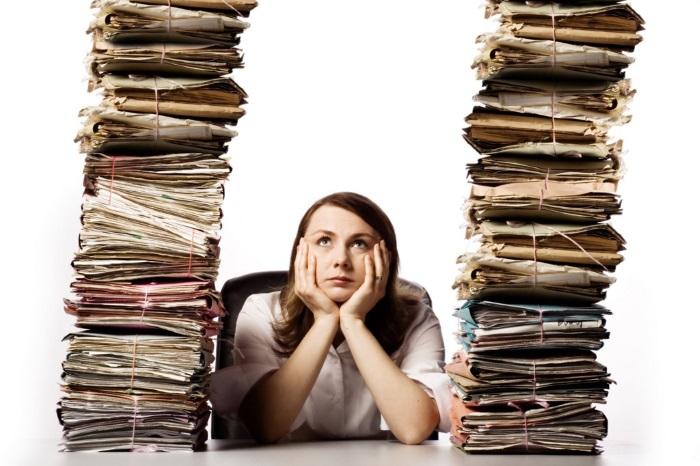 仕事が遅い人の特徴
