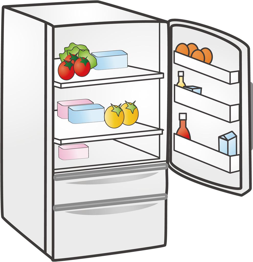 臭くなった冷蔵庫のニオイをとる方法