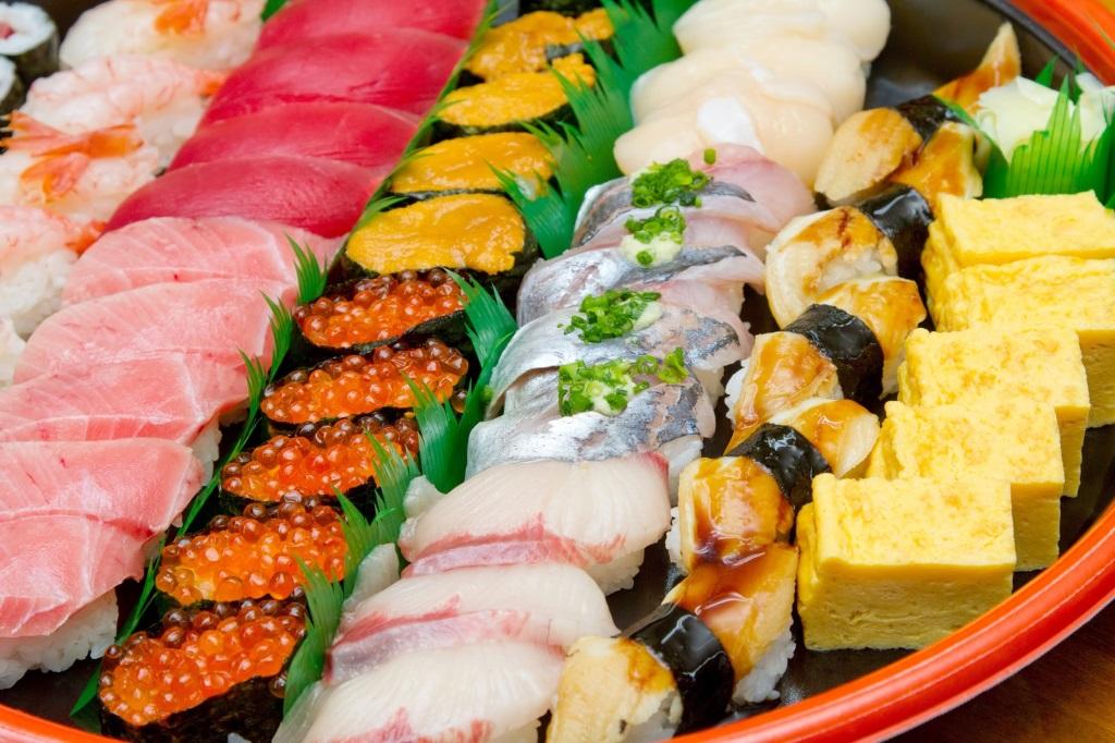 寿司にガリ(生姜の酢漬け)が付いてくる理由