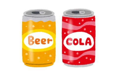 アルミ缶とスチール缶の違い