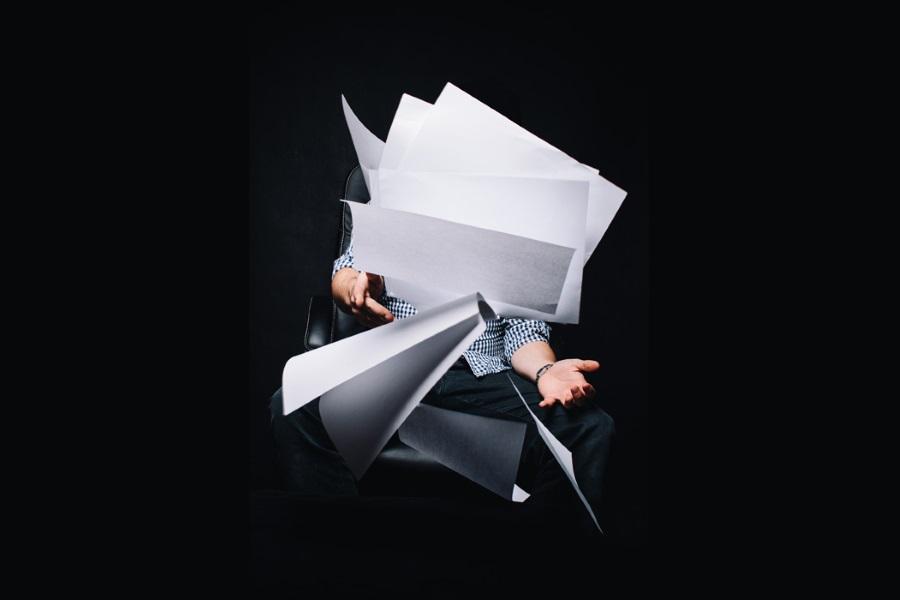 書類の整理方法。書類を少なくして仕事環境をスッキリとさせよう